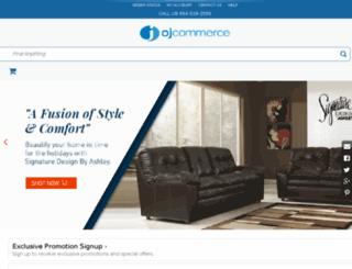 cloudfront.ojcommerce.com screenshot