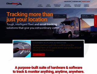 cloudhawk.com screenshot