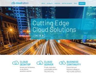 cloudnation.co screenshot