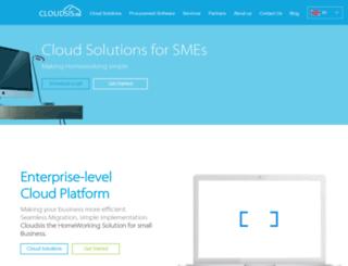 cloudsis.com screenshot