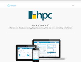 cloudsourcedaccounting.com screenshot