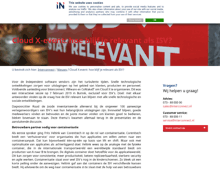 cloudx.eu screenshot