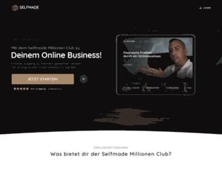 club.selfmade-millionen.de screenshot