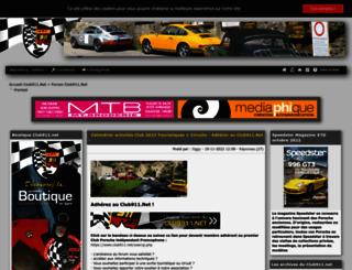 club911.net screenshot