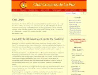 clubcruceros.net screenshot