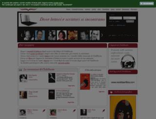 clubdante.net screenshot
