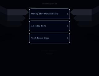 clubdelzapato.es screenshot