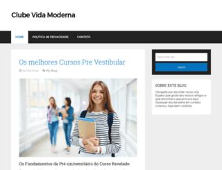 clubevidamoderna.com.br screenshot