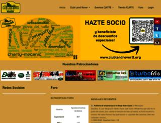 clublandrovertt.org screenshot