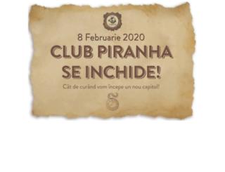 clubpiranha.ro screenshot