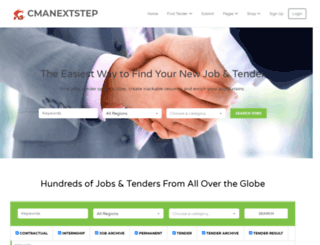 cmanextstep.com screenshot