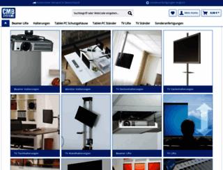 cmb-systeme.de screenshot