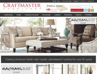 cmfurniture.com screenshot
