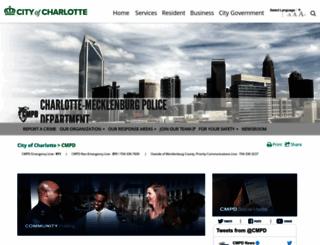 cmpd.org screenshot
