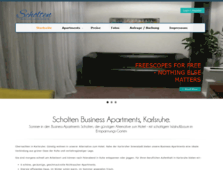 cms.business-apartment.de screenshot