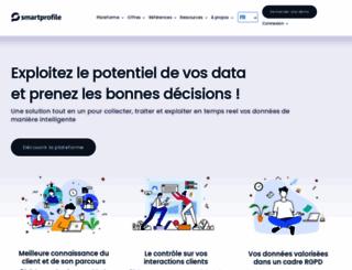 cms.smartp.com screenshot