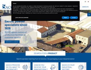 cmsacchi.com screenshot