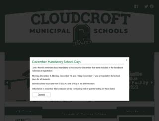 cmsbears.org screenshot