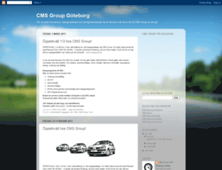 cmsgroupgoteborg.blogspot.com screenshot