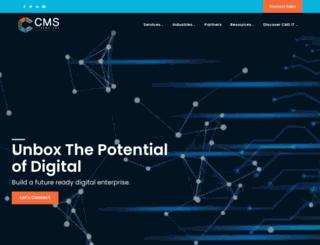 cmsitservices.com screenshot