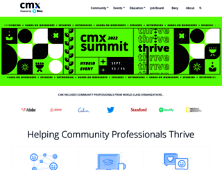 cmxhub.com screenshot