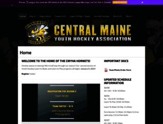 cmyha.org screenshot