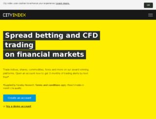 cn.fxsolutions.com screenshot