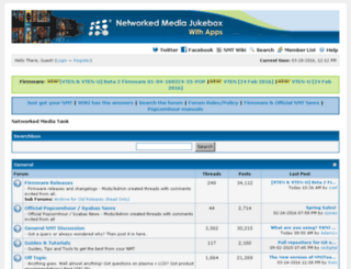 cn.networkedmediatank.com screenshot