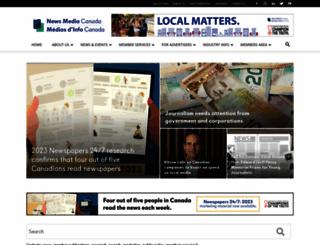 cna-acj.ca screenshot