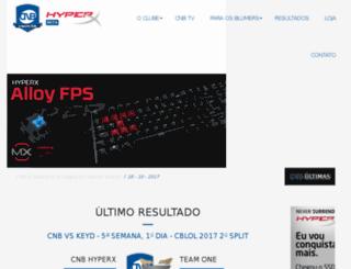 cnbesc.com.br screenshot