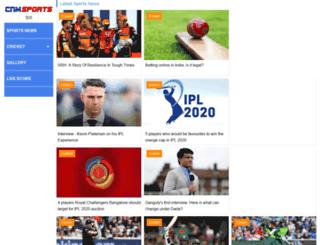cnmsports.com screenshot