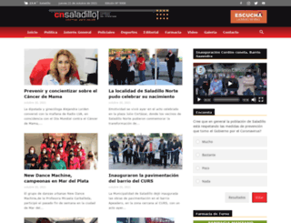 cnsaladillo.com.ar screenshot