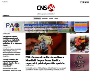 cnstv.ro screenshot