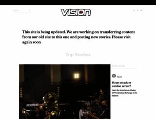 cnyvision.com screenshot