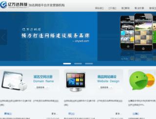 cnywd.com screenshot