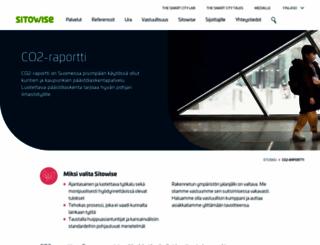 co2-raportti.fi screenshot