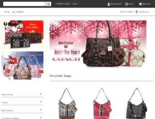 coach-discounts.com screenshot