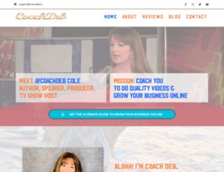 coachdeb.tv screenshot