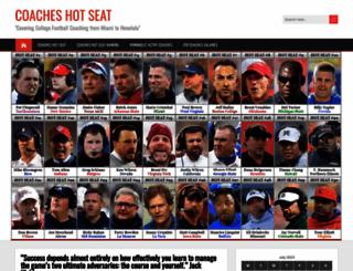 coacheshotseat.com screenshot