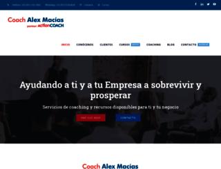 coachparaempresas.com screenshot