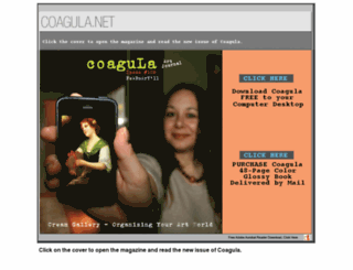 coagula.net screenshot