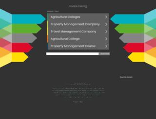 coapune.org screenshot