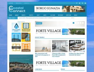 coastalconnect.co.uk screenshot