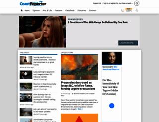 coastreporter.net screenshot