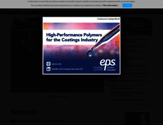 coatingsworld.com screenshot