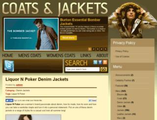 coats.org.uk screenshot
