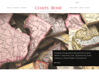 coatsrose.com screenshot