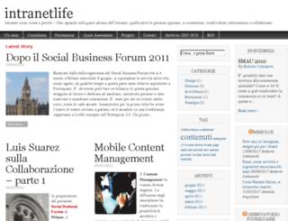 cobianchi.net screenshot