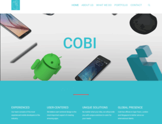 cobiinteractive.com screenshot