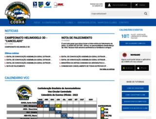 cobra.org.br screenshot